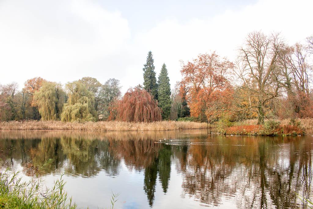 Schlosspark Wiesenburg Brandenburg