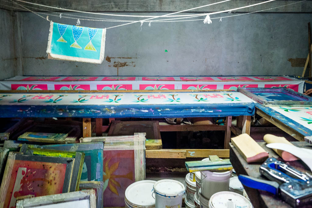 Werkstatt Pink Plantation House Saint Lucia