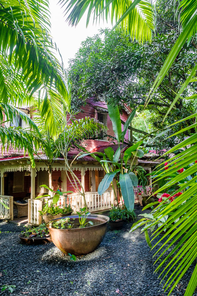 Pink Plantation House Saint Lucia