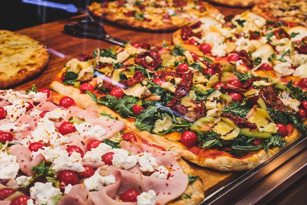 Pizza Restaurant Tipps Rom Trastevere