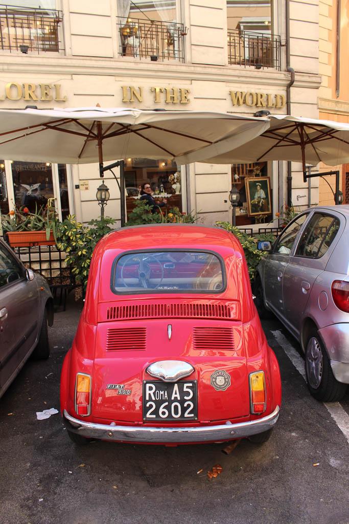 Restaurant Tipps Rom Trastevere