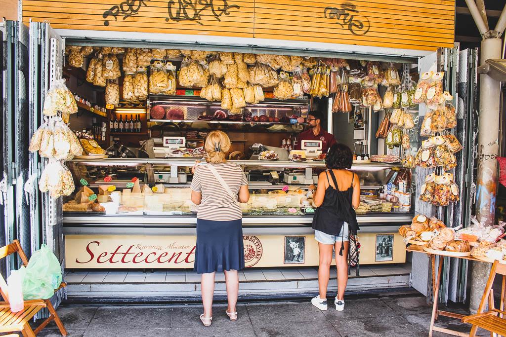 Markt Restaurant Tipps Rom Trastevere