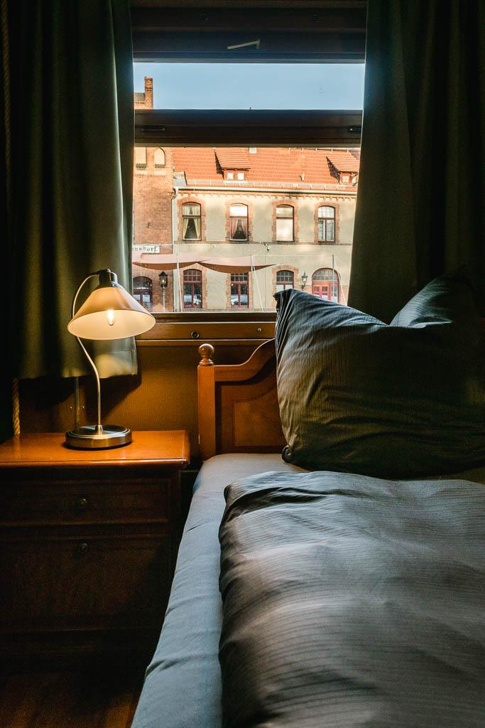 Schlafwagen-Hotel Rehagen Brandenburg