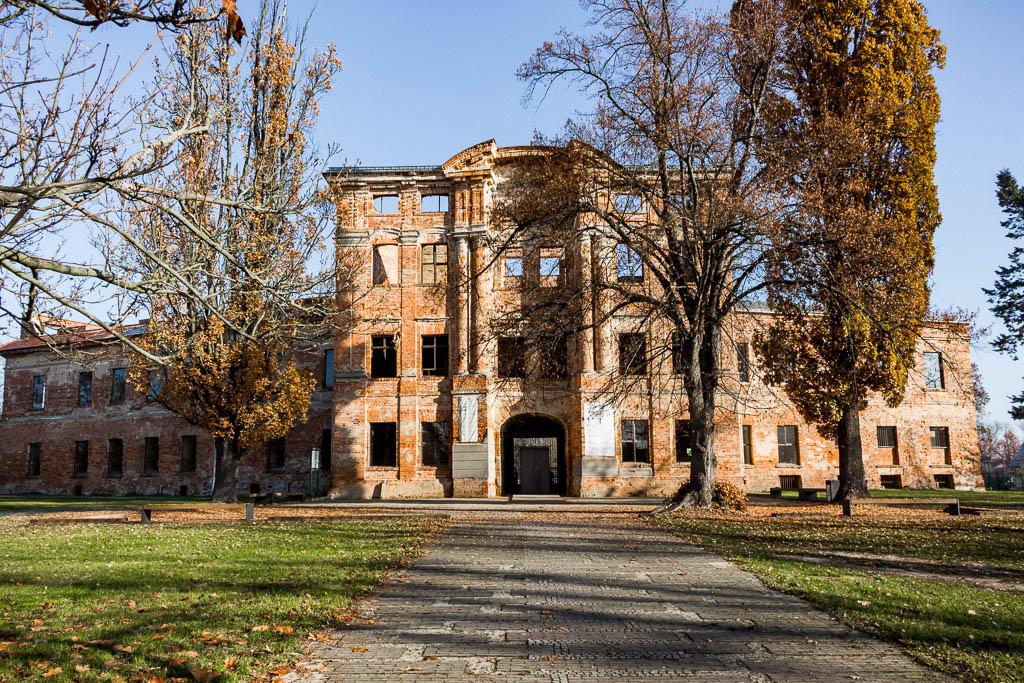 Schloss Dahme Mark Brandenburg