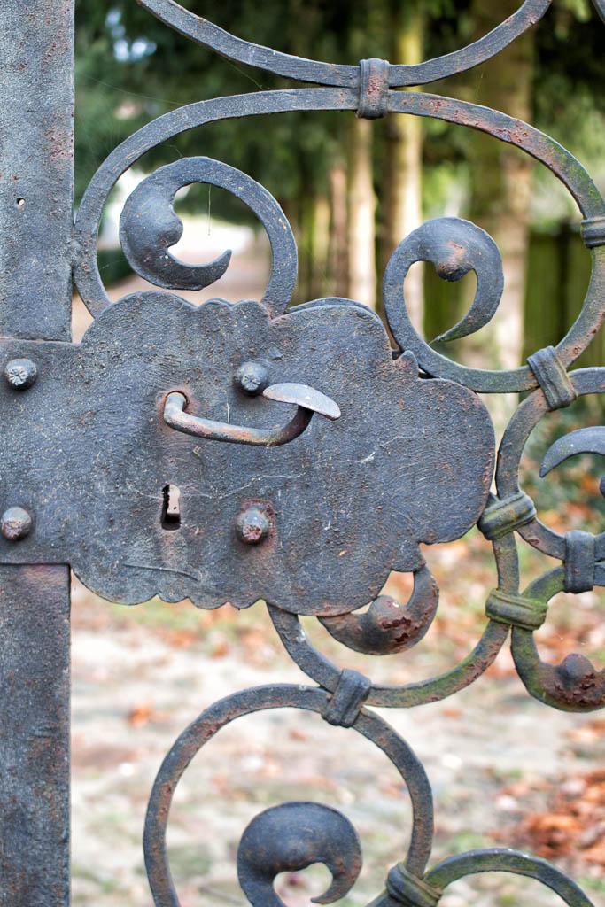 Schloss-Park Blankensee Ausflug nach Trebbin in Brandenburg