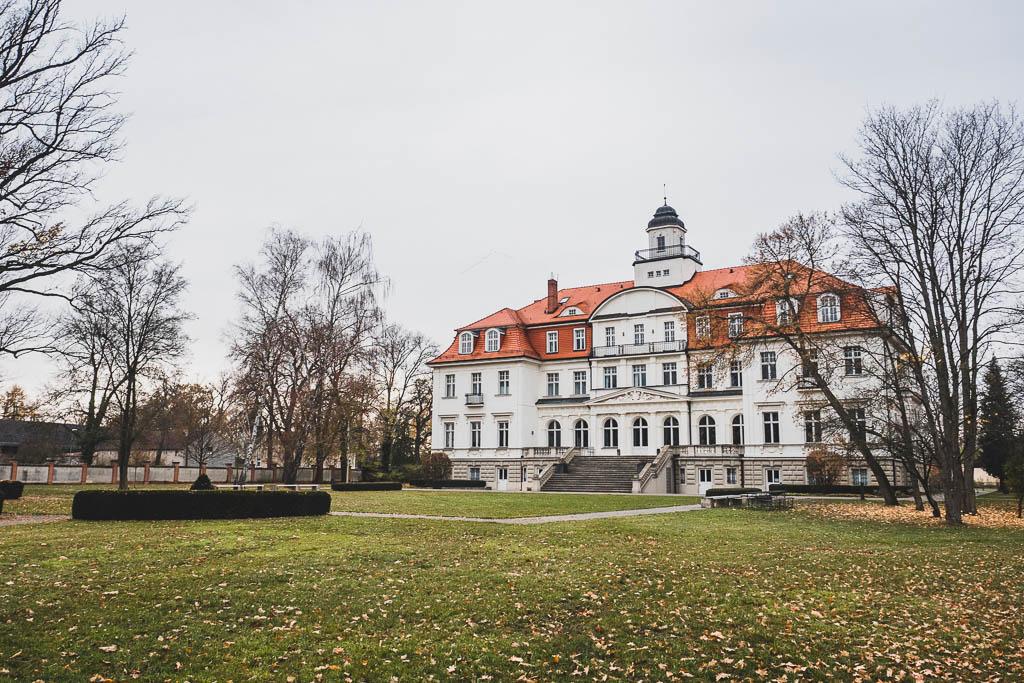 Schlosspark Genshagen Ludwigsfelde Brandenburg