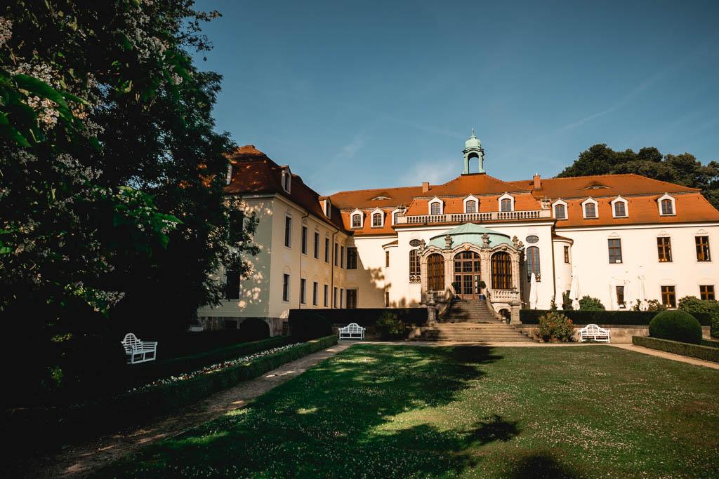 Schloss Proschwitz Sachsen