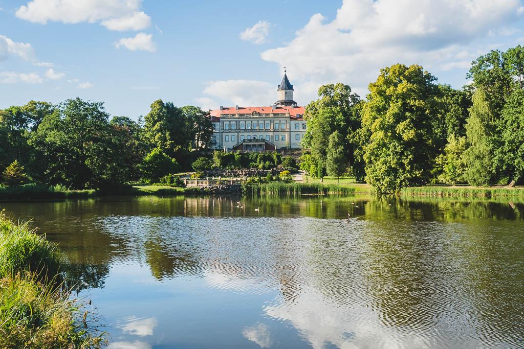 Schloss Wiesenburg Brandenburg