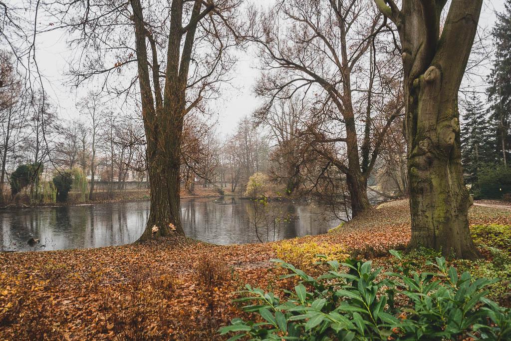 Schlosspark Dahme Mark Brandenburg