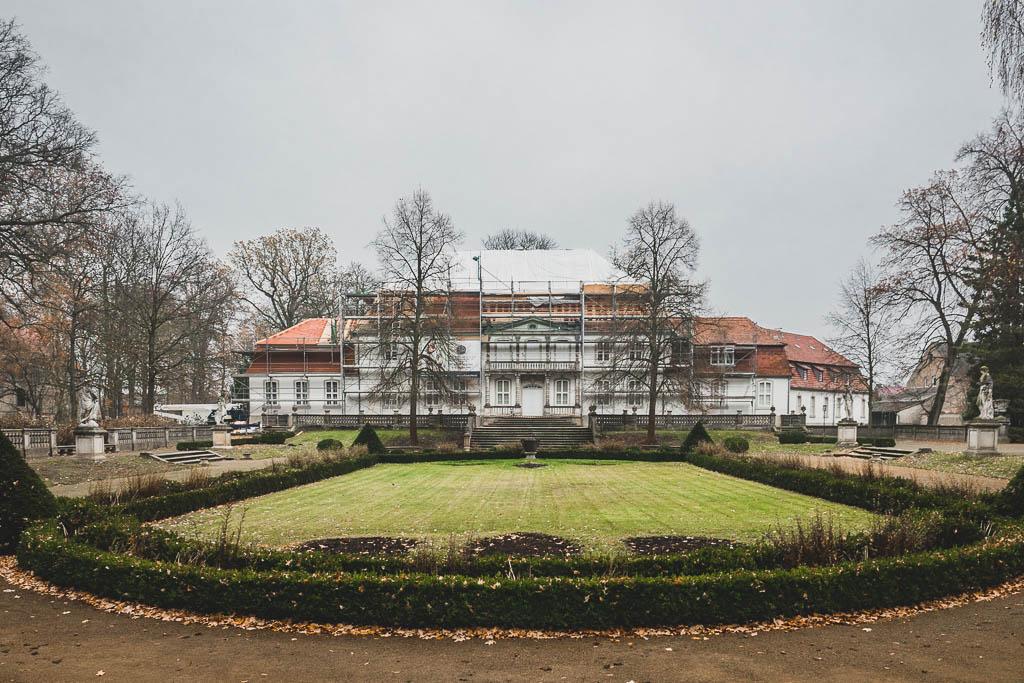 Schloss Wiepersdorf Dahme Mark Brandenburg