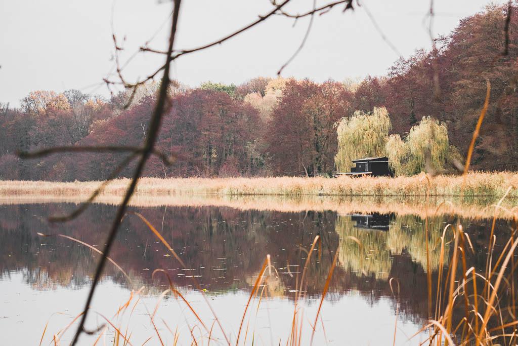 Siethener See Ludwigsfelde Brandenburg