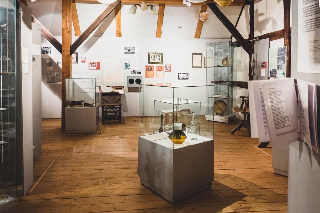 Sleeperoo Museumsdorf Glashütte Brandenburg