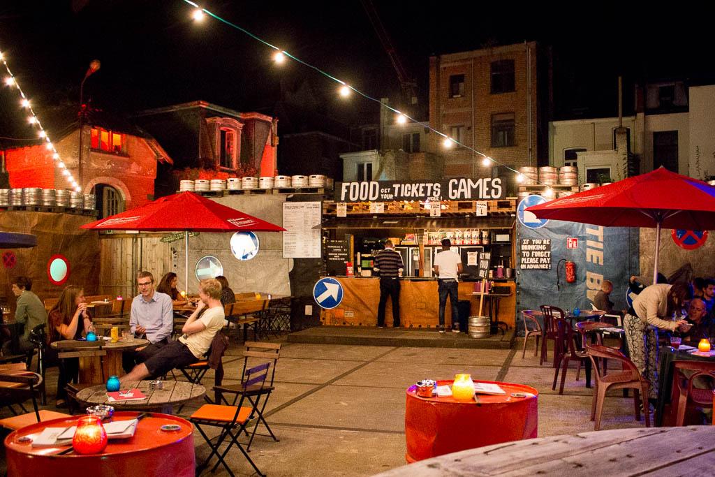 Smokey Jo's Garage Restaurant-Tipps für Antwerpen in Belgien