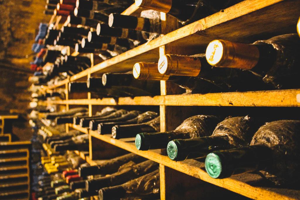 Weinkeller Spirito diVino Restaurant Tipps Rom Trastevere