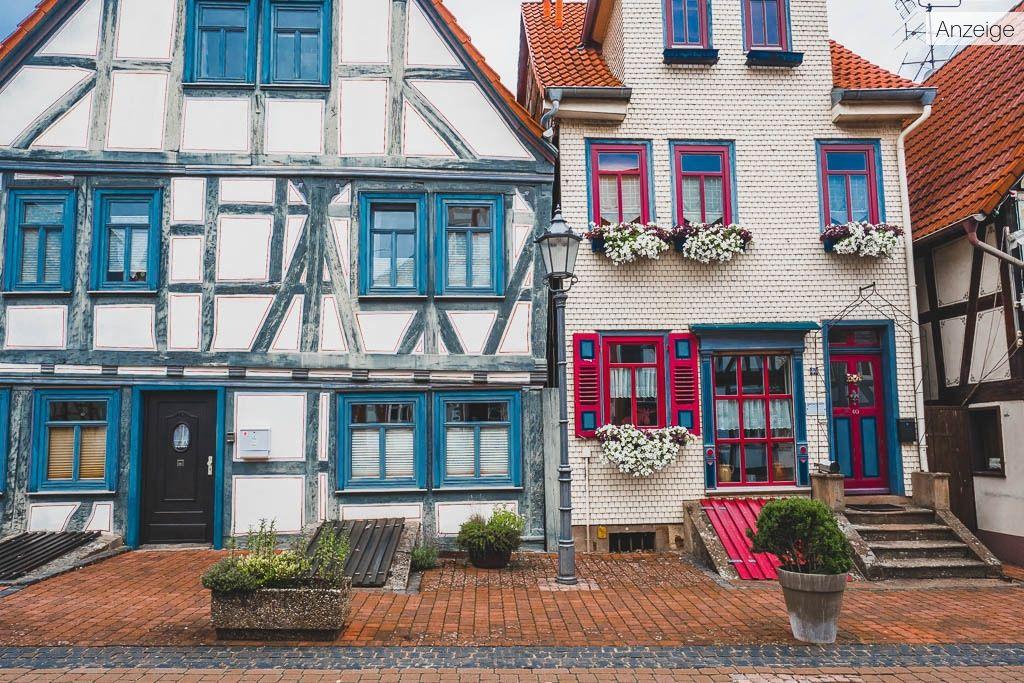 Altstadt Steinau an der Straße im Spessart