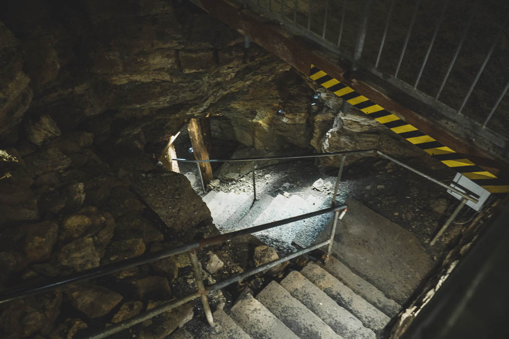 Teufelshöhle Steinau an der Straße Spessart