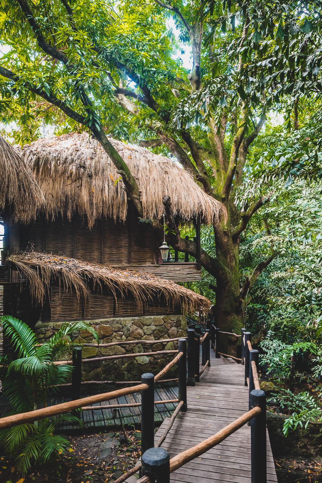 Spa im Regenwald Sugar Beach Resort Saint Lucia