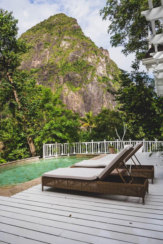 Villa mit Pool Hotel Sugar Beach Resort Saint Lucia