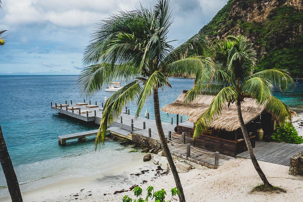 Strand Hotel Sugar Beach Resort Saint Lucia