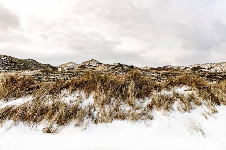 Ausflug nach Sylt im Winter