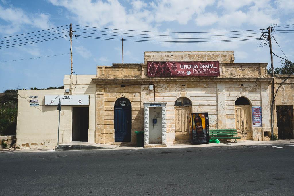 Toiletten Haus Gozo