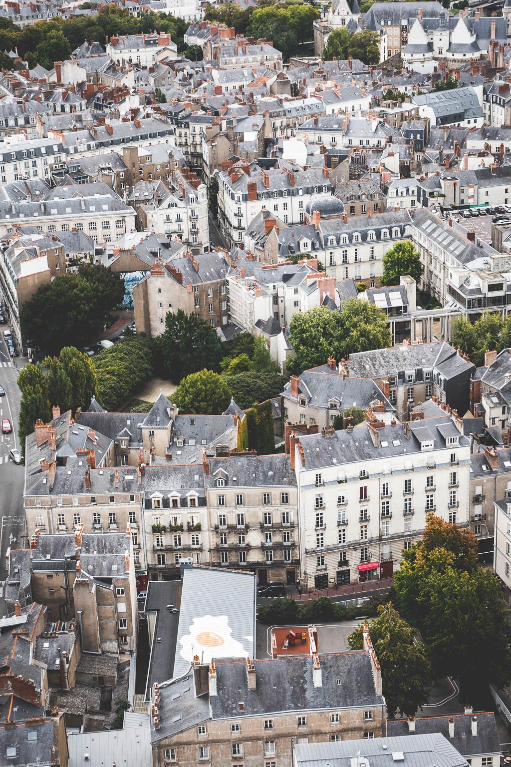 Tour Bretagne Nantes Frankreich