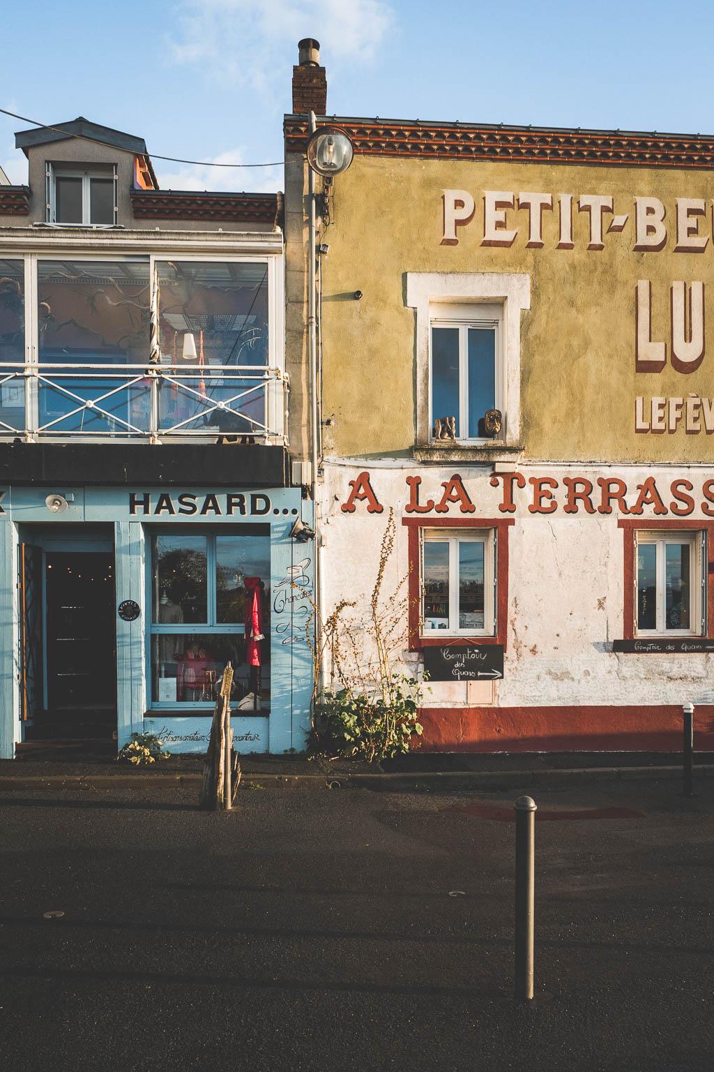 Trentemoult Nantes Frankreich