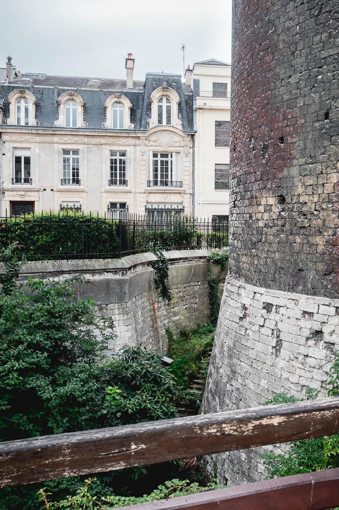 Turm Jeanne d'Arc Rouen Normandie
