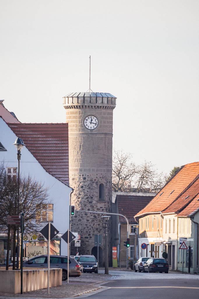 Vogelturm Dahme Mark Brandenburg