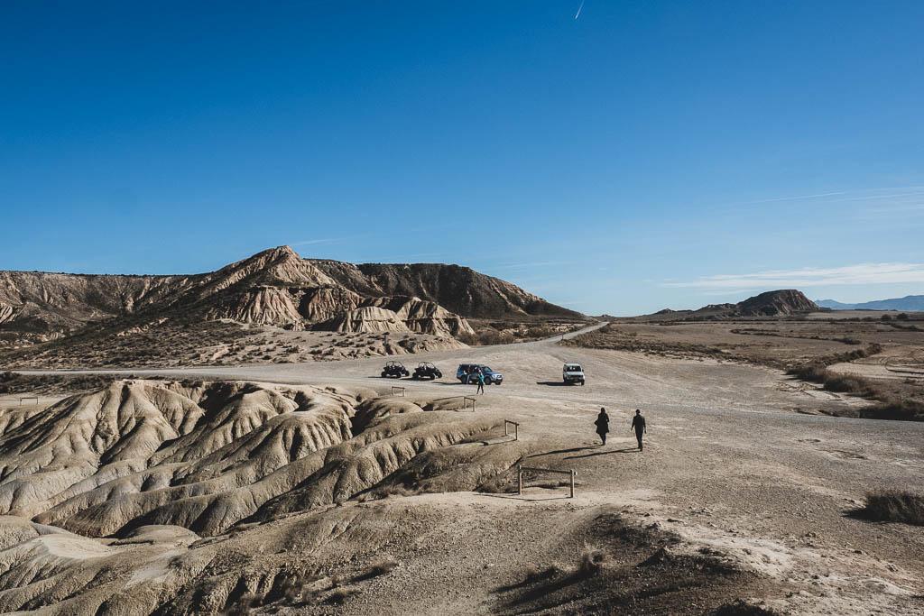 Buggy-Tour Wüste Bardenas Reales in Spanien