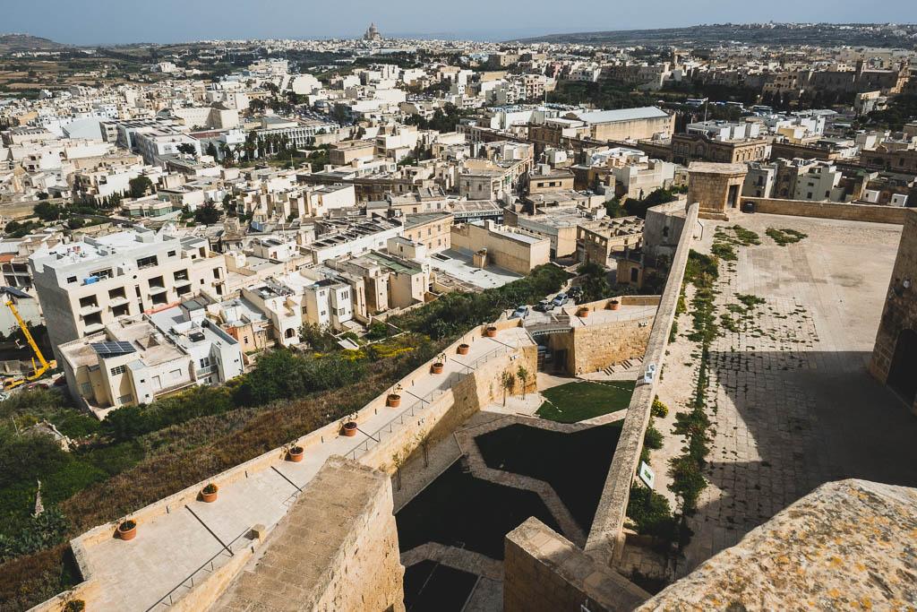 Zitadelle Victoria Gozo