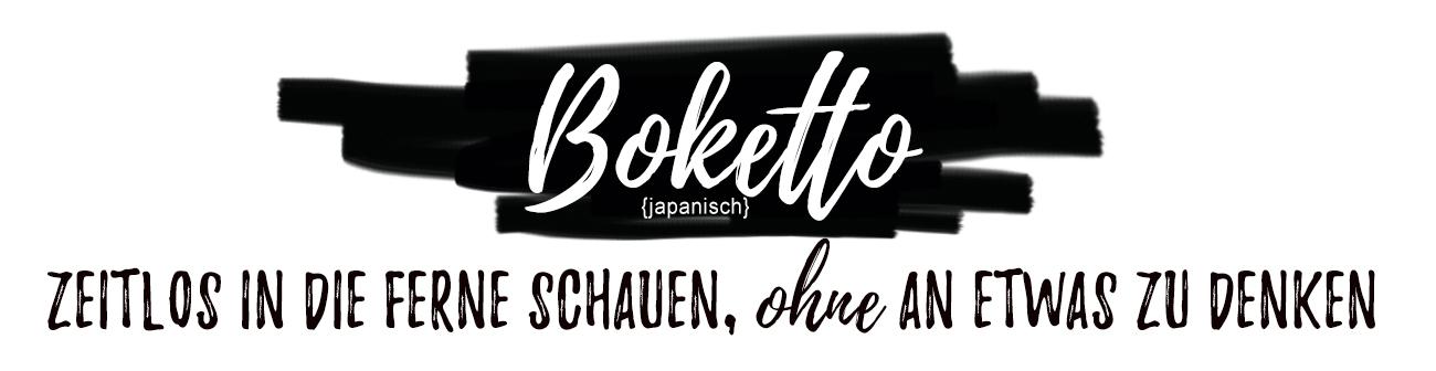 Bild Begriff Boketto - Bedeutung des Sprichwortes - Desktop Ansicht