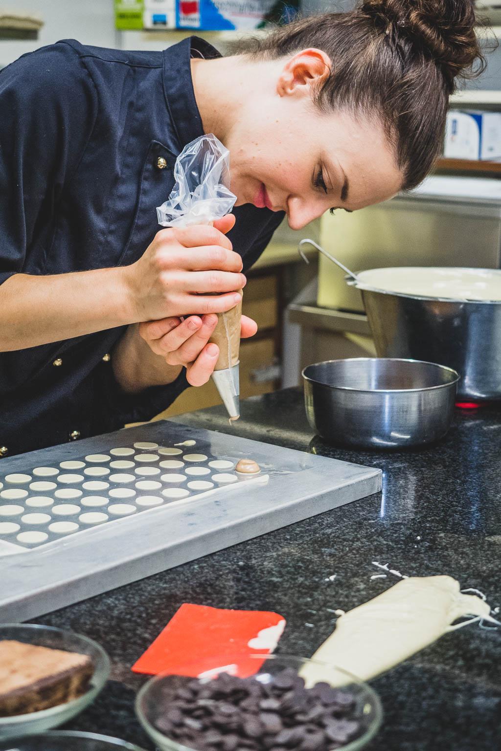 Pralinenseminar im Café Resch ein kulinarisches Wochenende im Saarland