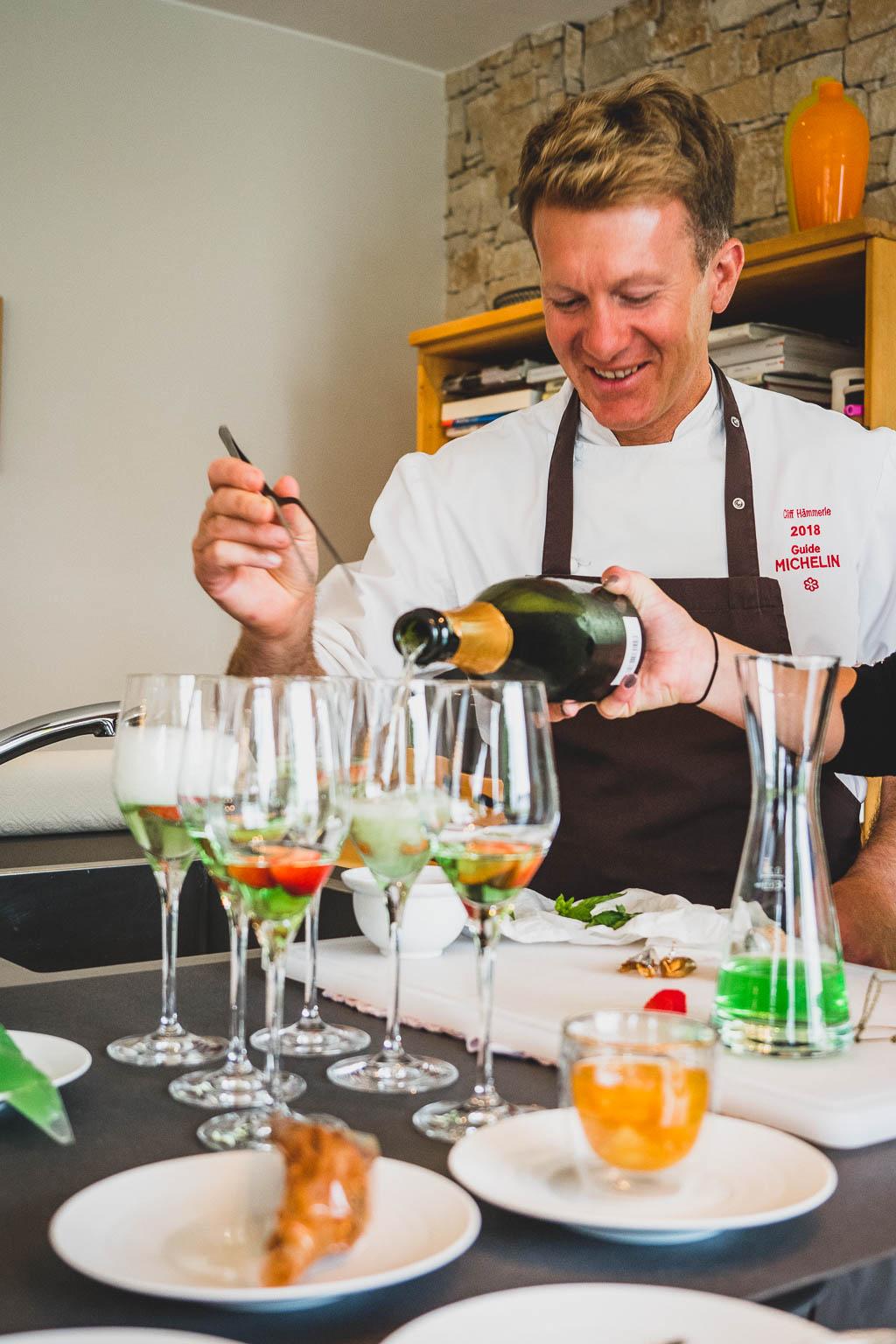 Restaurant Cliff Hämmerle ein kulinarisches Wochenende im Saarland