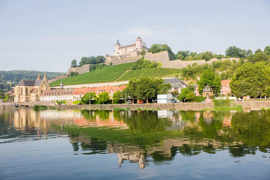 Würzburg Flusskreuzfahrt Main-Donau-Kanal: Von Passau nach Frankfurt am Main mit der MS BELVEDERE