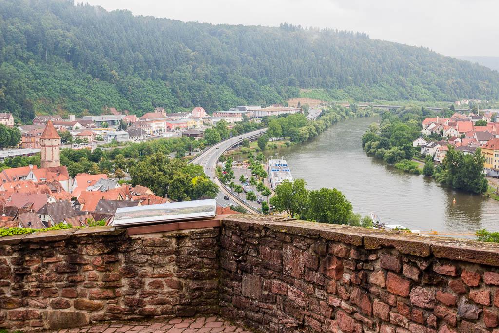 Blick auf den Kanal Flusskreuzfahrt Main-Donau-Kanal: Von Passau nach Frankfurt am Main mit der MS BELVEDERE