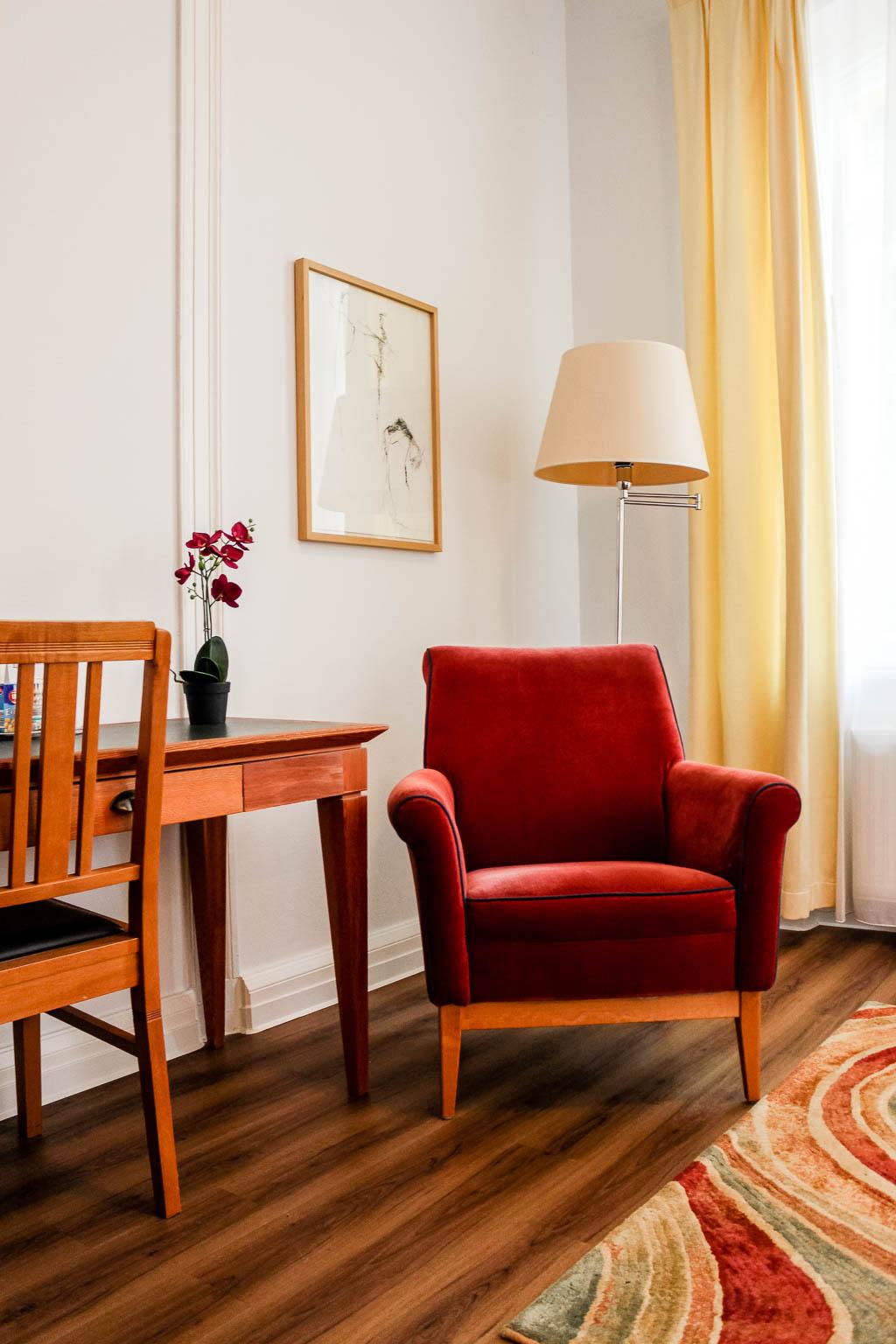 Hotel Vierseithof Luckenwalde Urlaub in Brandenburg