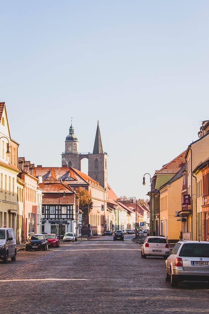Jüterbog Brandenburg Ausflug