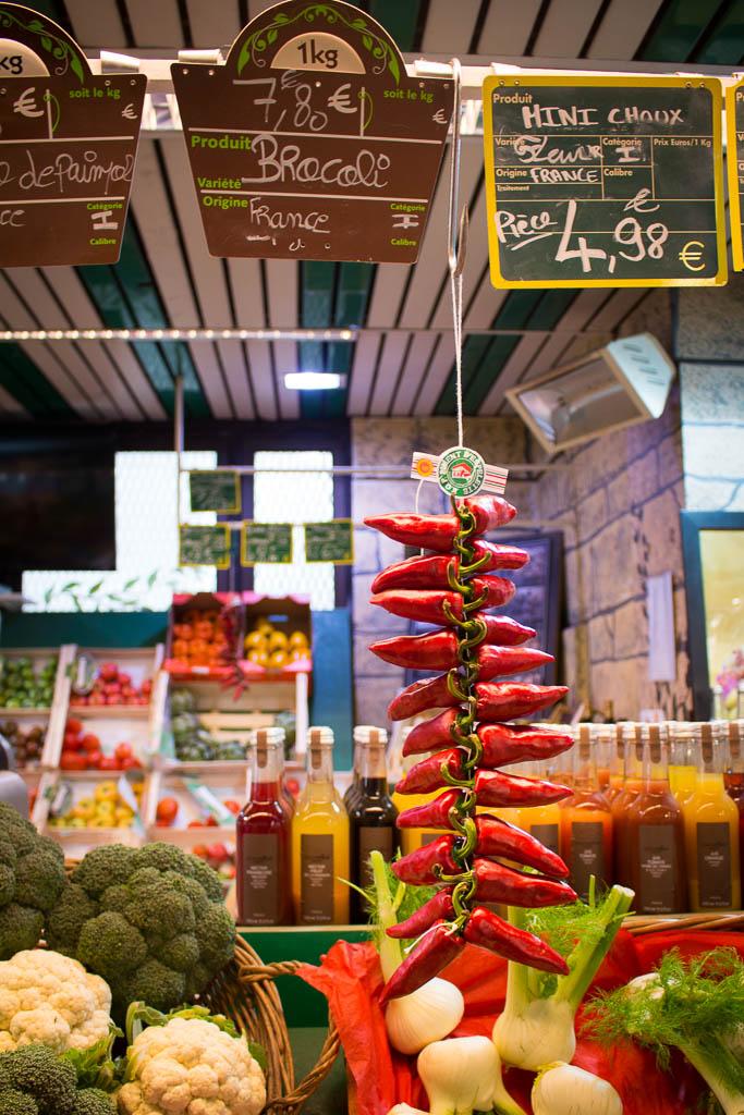 Markthalle auf dem Place du Marche 12 Sehenswürdigkeiten und Tipps für eine Reise nach Versailles