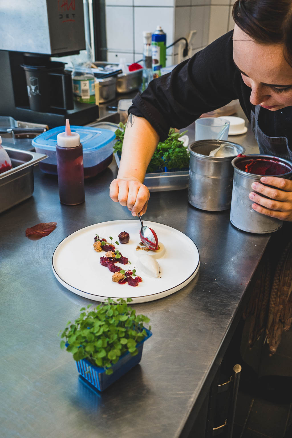 Restaurant Esplanade ein kulinarisches Wochenende im Saarland