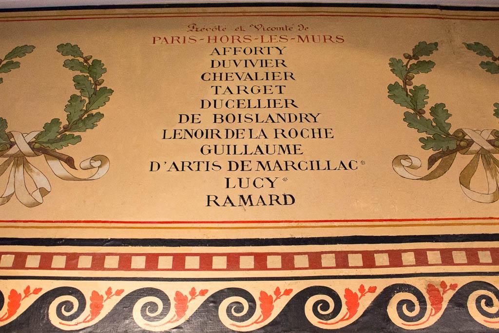 Salle du Jeu de Paume (das Ballhaus) 12 Sehenswürdigkeiten und Tipps für eine Reise nach Versailles