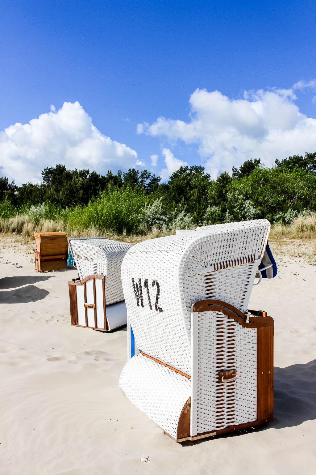 Strand Urlaub im Strand-Hotel Heringsdorf auf Usedom