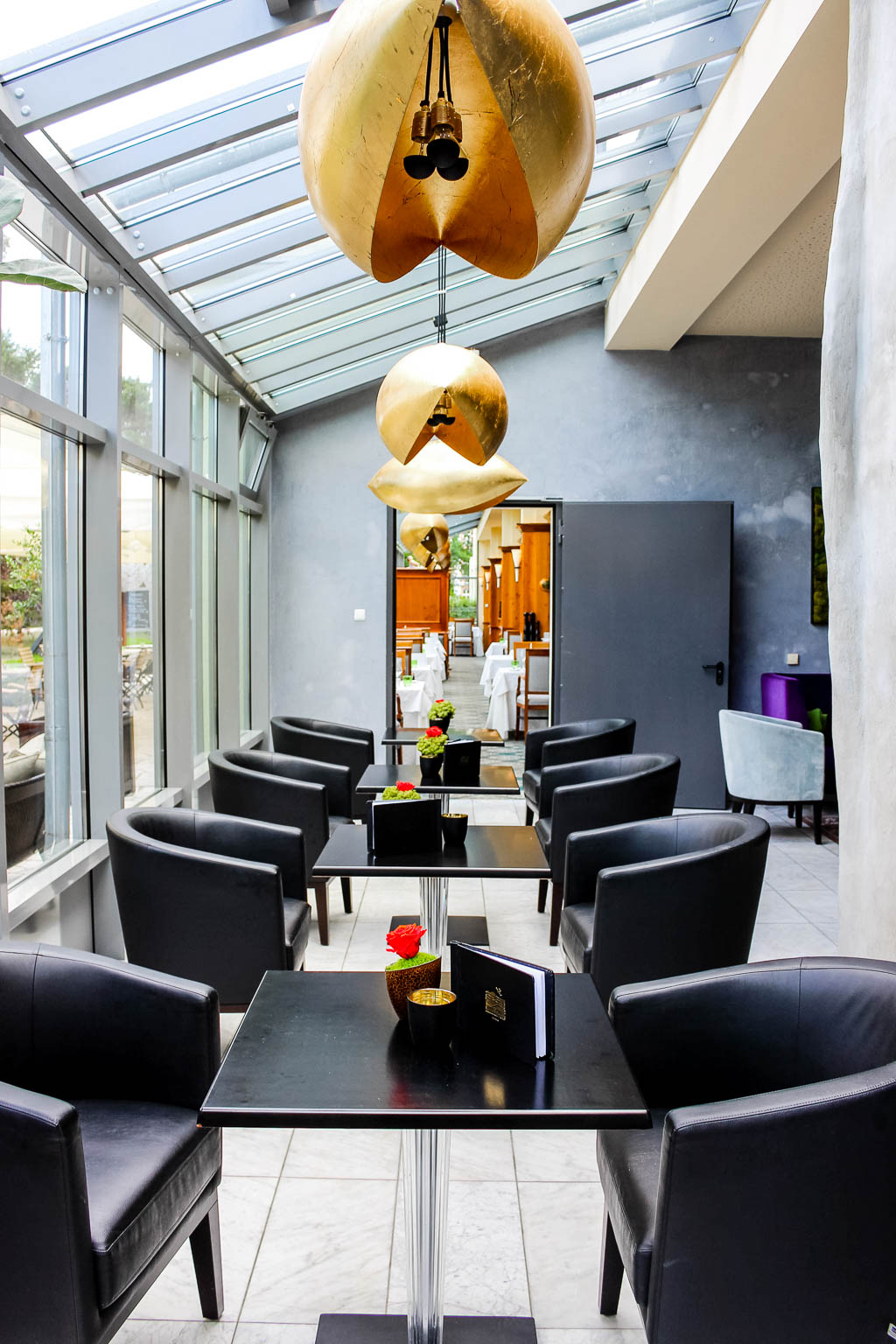 Restaurant Urlaub im Strand-Hotel Heringsdorf auf Usedom