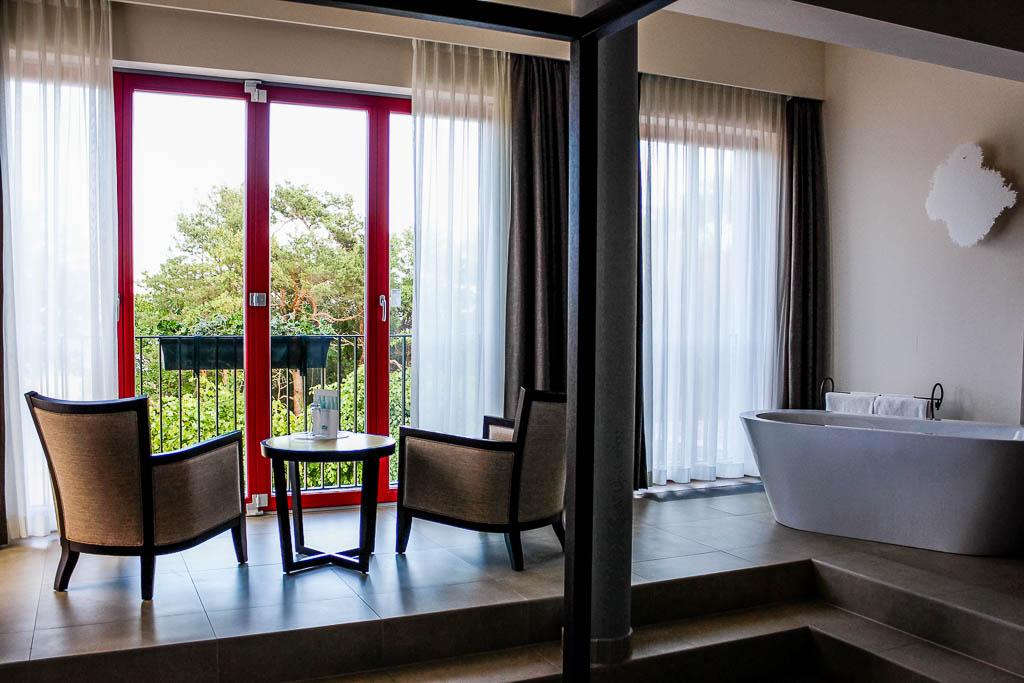 Zimmer Urlaub im Strand-Hotel Heringsdorf auf Usedom