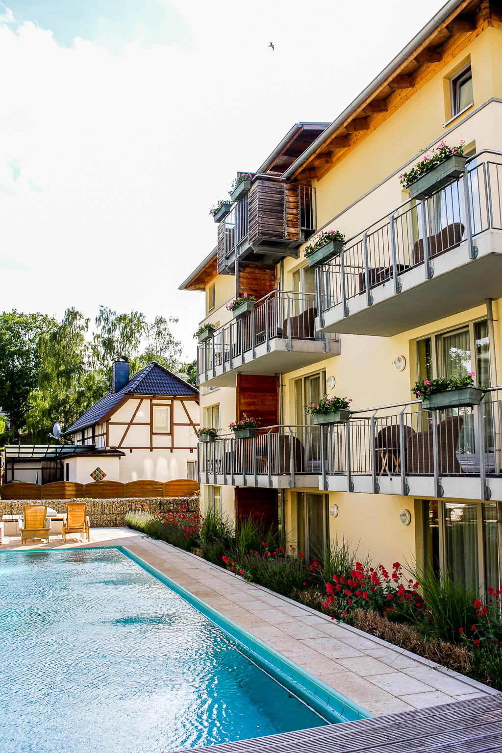 Urlaub im Strand-Hotel Heringsdorf auf Usedom