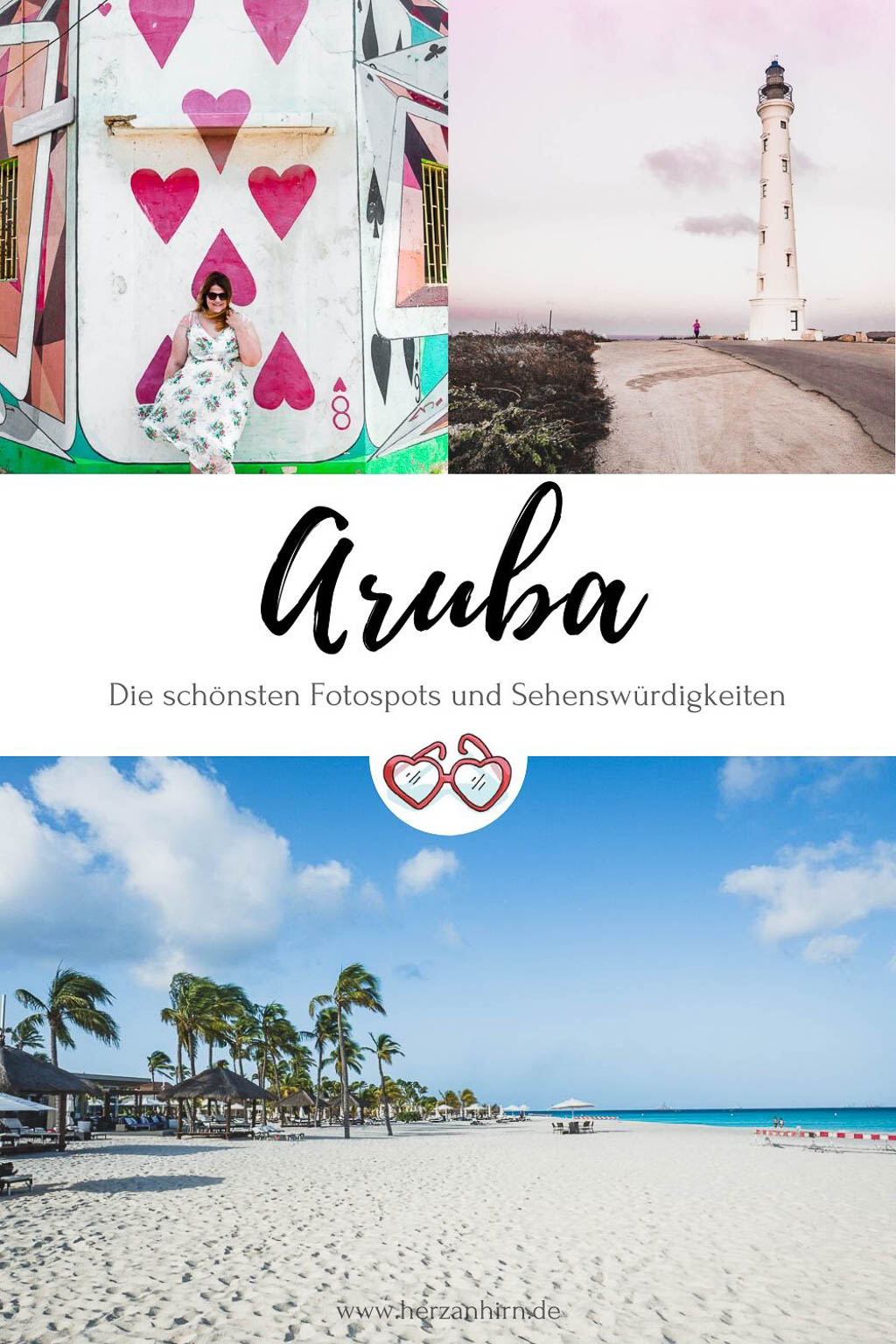 Aruba Pinterest Grafik