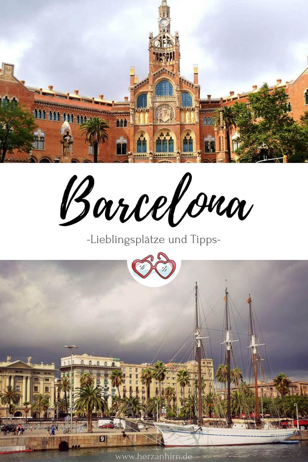 Barcelona Pinterest Grafik