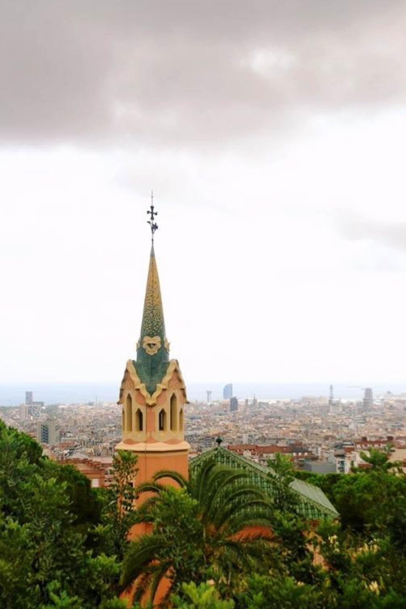 Park Güell Lieblingsplätze und Tipps für deine Reise nach Barcelona