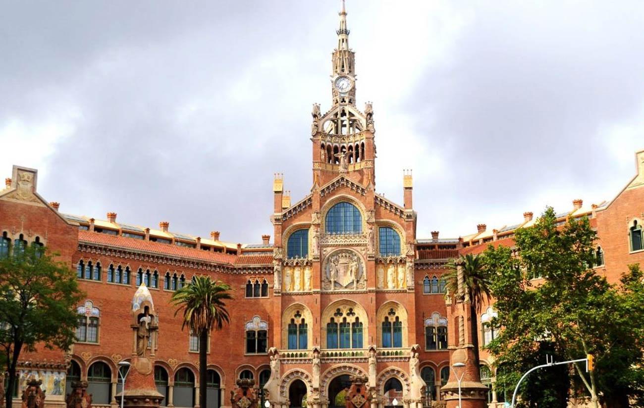 Das Hospital de Santa Creu i de Sant Pau Lieblingsplätze und Tipps für deine Reise nach Barcelona