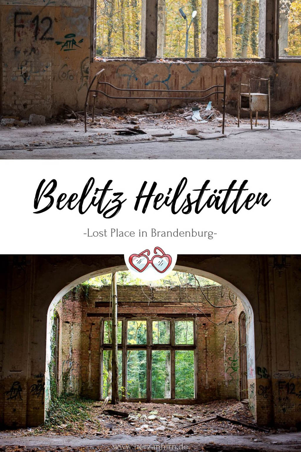 Lost Place Beelitz Heilstätten Pinterest Grafik